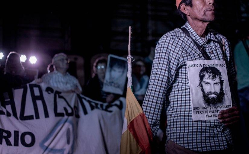 Santiago Maldonado: para exigir laverdad